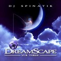 Dreamscape 3 mixtape cover art