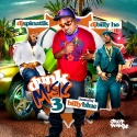 Dunk Music 3 (Hosted By Billy Blue) mixtape cover art