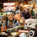 Fresh Out The Kitchen mixtape cover art