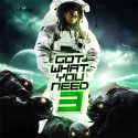Lil Wayne - Got What You Need 3 mixtape cover art
