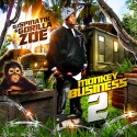 Gorilla Zoe - Monkey Business 2 mixtape cover art