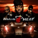 Miami Heat mixtape cover art