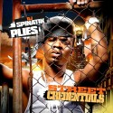 Plies - Street Credentials mixtape cover art