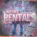 Quence - Instru-Rentals 2 mixtape cover art