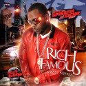 Richie Wess - Rich & Famous mixtape cover art