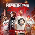 Runnin' The Street mixtape cover art