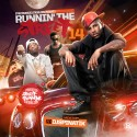 Runnin' The Street 14 mixtape cover art