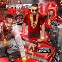 Runnin The Street 16 mixtape cover art