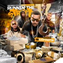 Runnin The Street 17 mixtape cover art