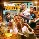 Runnin' The Street 18 mixtape cover art