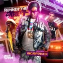 Runnin' The Street 2 mixtape cover art