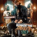 Runnin The Street 20 mixtape cover art