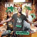 Runnin' The Street 4 mixtape cover art