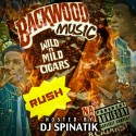 Rush - Backwood Music mixtape cover art