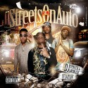 SKJ - Streets On Auto mixtape cover art