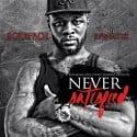 Soufboi - Never Satisfied mixtape cover art