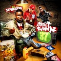 Street Runnaz 37 mixtape cover art