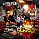 Street Runnaz 42 (Trap House of Horror) mixtape cover art