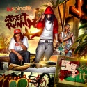 Street Runnaz 54 mixtape cover art