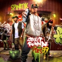 Street Runnaz 59 (Hosted By Plies) mixtape cover art