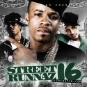 Street Runnaz 16 mixtape cover art