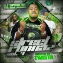 Street Runnaz, Vol. 4 (Hosted by Twista) mixtape cover art