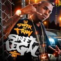 T-Raw - Street Legal mixtape cover art