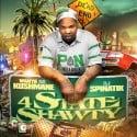 Wanya Da Kushmane - 4 State Shawty mixtape cover art