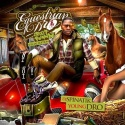 Young Dro - Equestrian Dro mixtape cover art