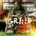 Yung Dred - iGrind 3 mixtape cover art