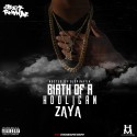 Zaya - Birth Of A Hooligan mixtape cover art