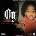 Zaya - OG Zaya mixtape cover art