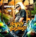 Gorilla Zoe - Monkey Business mixtape cover art