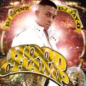 Lil Boosie - The Hood Champ mixtape cover art