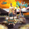 Da Yungins - The Take Off (Flight 731) mixtape cover art