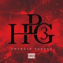DJ Spinz Presents: HPG 3 mixtape cover art