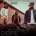 D.O.P.E. mixtape cover art