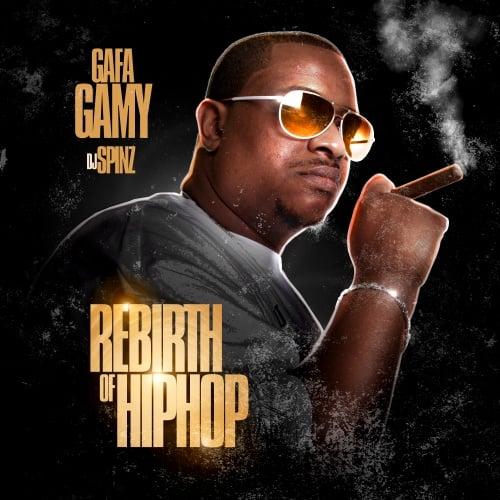Gafa gamy rebirth of hip hop dj spinz for Hip hop mixtape covers