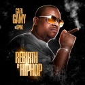 Gafa Gamy - Rebirth Of Hip Hop mixtape cover art