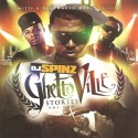 Ghettoville Stories, Vol. 1 mixtape cover art
