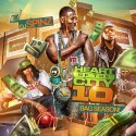 Heart Of The City 10 mixtape cover art