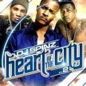Heart Of The City, Part 2 mixtape cover art