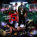Heart Of The City 5 mixtape cover art