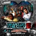 Heart Of The City 8 (The Next Generation) mixtape cover art
