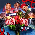 Heart Of The City 9 (New Atlanta) mixtape cover art