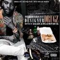 Hoodrich Pablo Juan - Designer Drugz mixtape cover art