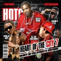 Heart Of The City 7 mixtape cover art
