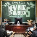 New Kids On The Block 5 mixtape cover art