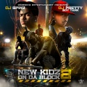 New Kidz On Da Block 2 mixtape cover art