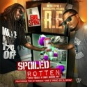R.E. - Spoiled Rotten mixtape cover art